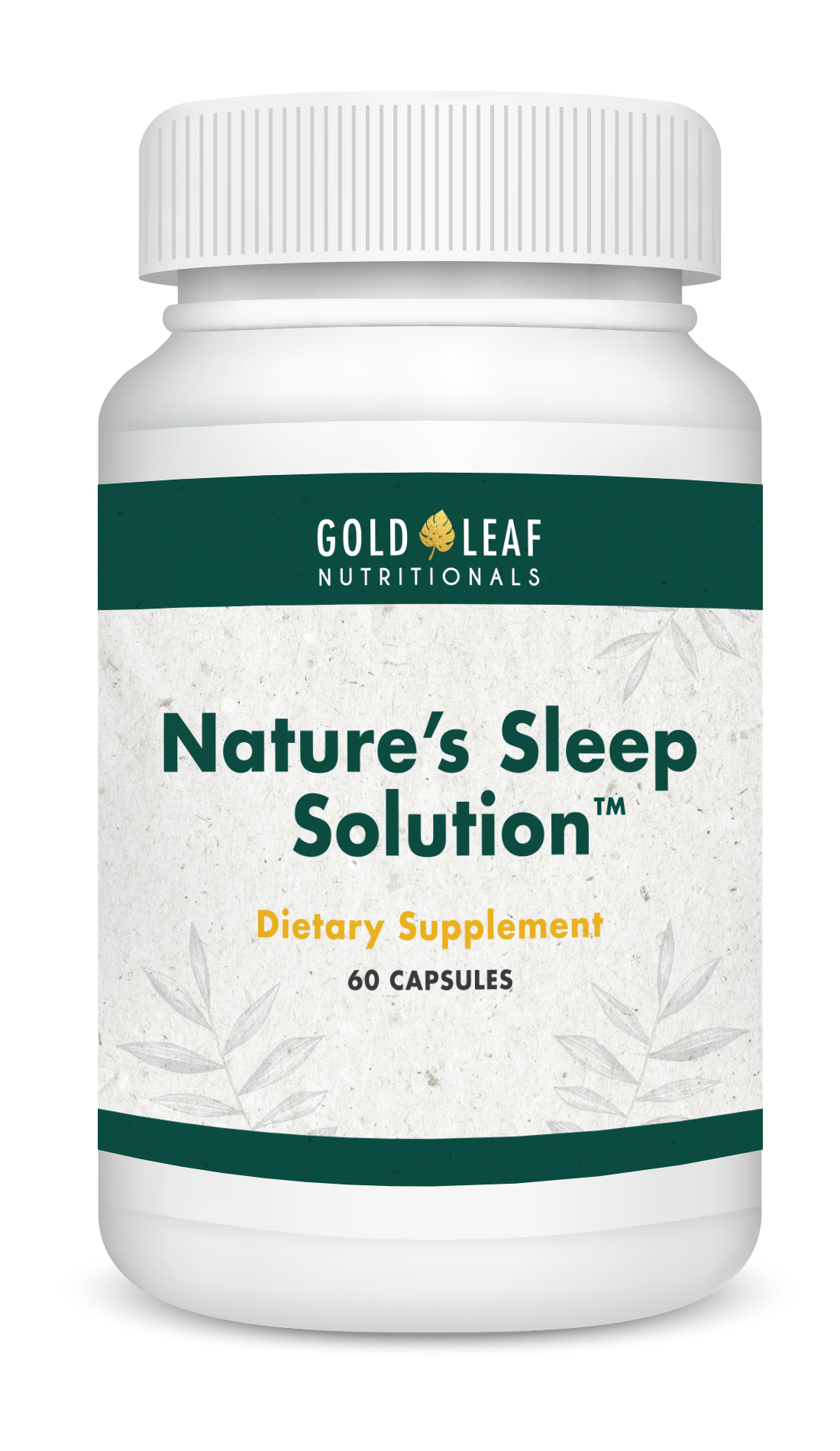 Nature's Sleep Bottle