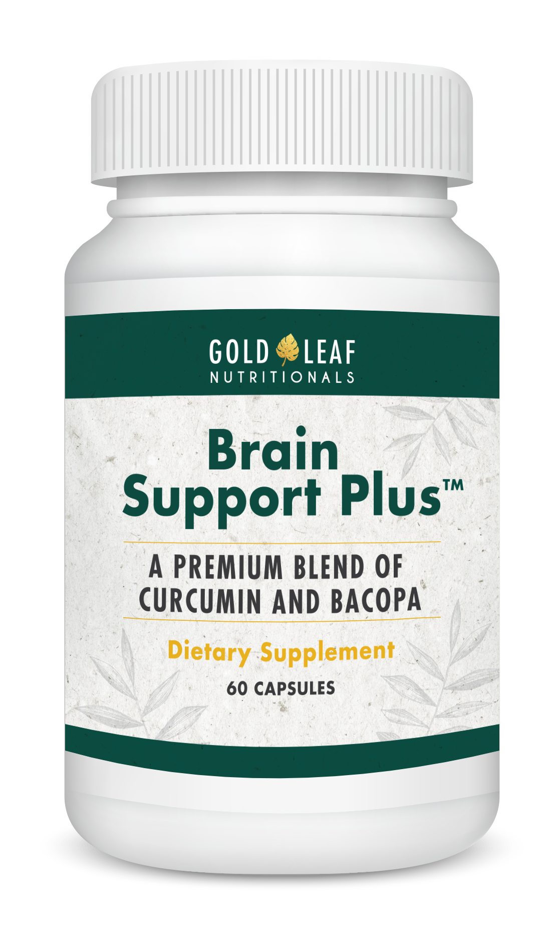 Brain Support Plus Bottle