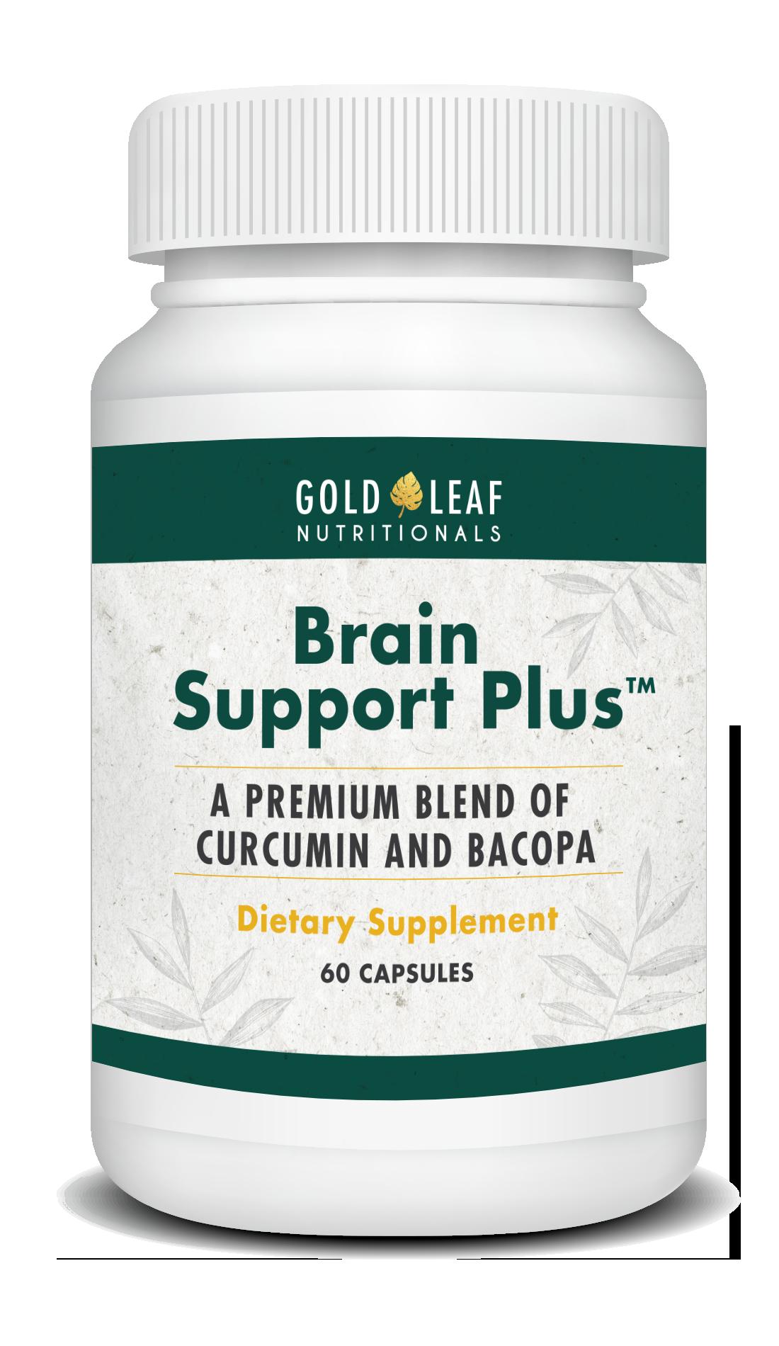 Brain Support Plus Bottle
